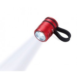 Lampe pour courir rouge TOR90 - Troika