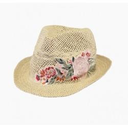 Chapeau fleuris OUDON - Barts