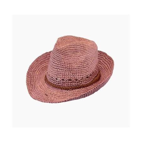 Chapeau rose HUNZE - Barts