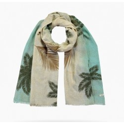 Foulard palmier BLAVET - Barts