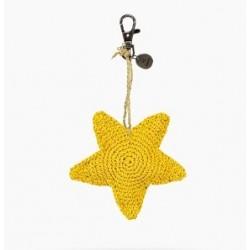 Porte-clé étoile STAR - Barts