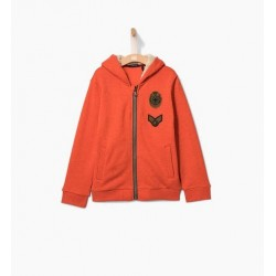 Cardigan orange XP17053 - IKKS Junior
