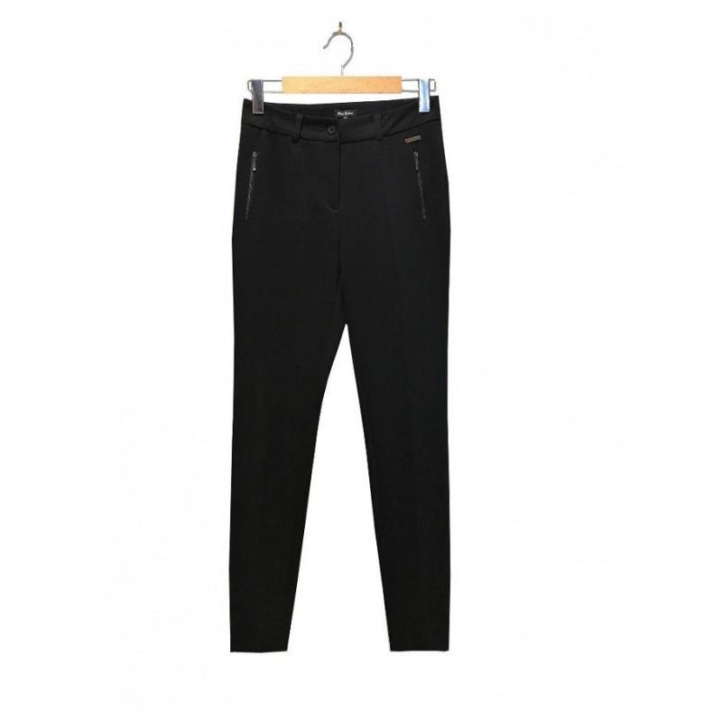 Pantalon noir PASSOS - Maé Mahé