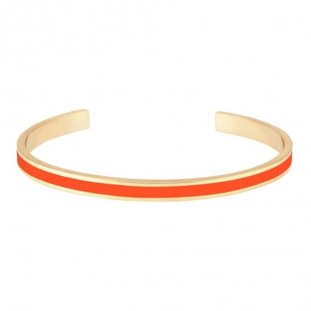 Bangle Tangerine - Bangle up