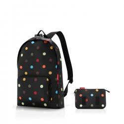Sac à dos Mini Maxi Rucksack Dots - reisenthel