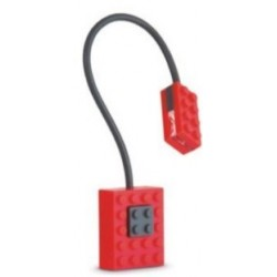 Lampe de lecture Light Block Rouge - Catwalk