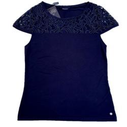 T-shirt dentelle TS530P - Thalassa