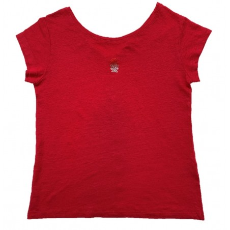 T-shirt cherry DTS081 - Diplodocus