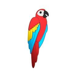 Monolama-broche-parrot-perroquet