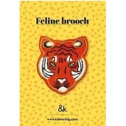 Broche Tigre - &K amsterdam