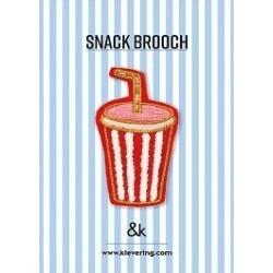 Broche Milkshake - &K amsterdam