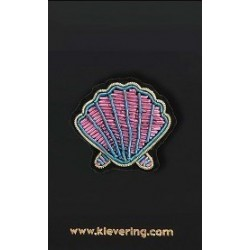 Klevering-Broche-Brooch-Shell-Coquillage