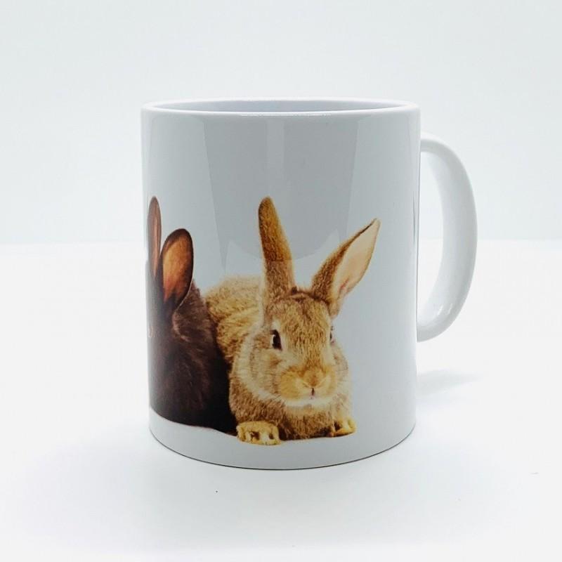 Mug - Trois Lapins