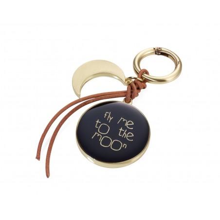 Porte-clés/ Bijoux de sacs FLY ME TO THE MOON - Troika