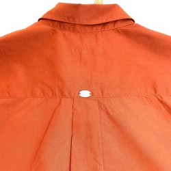 Mat-de-misaine-chemise_coton_Chesley_rouille
