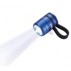 Lampe de poche bleu TOR90 - Troika
