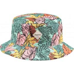 Chapeau réversible bleu...