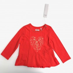 Tee-shirt corail XP10050 - IKKS Junior