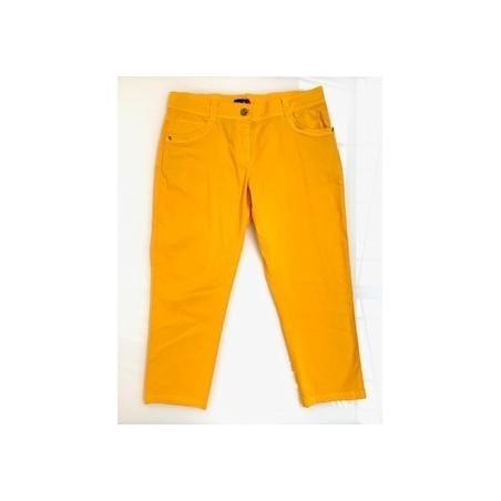 Pantalon jaune 922703 - Aventures des Toiles