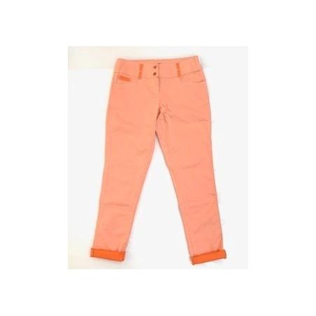 Pantalon corail 926726 - Aventures des Toiles