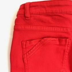 Pantalon rouge BN29285 - IKKS Women