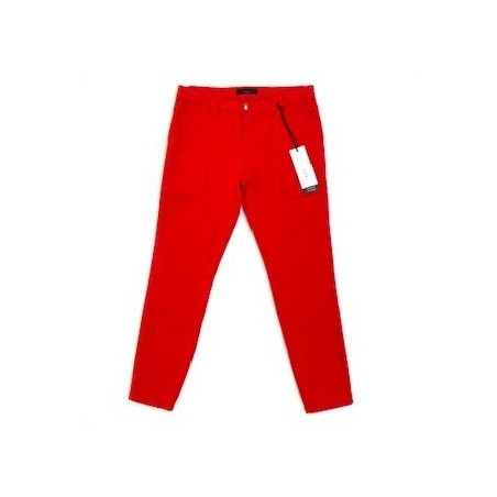 Pantalon rouge BN29285 - IKKS Women
