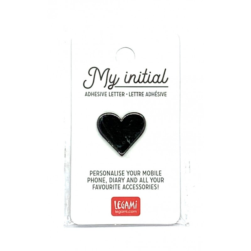 Lettre adhesive Coeur - Legami
