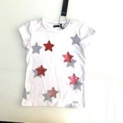 Tee-shirt blanc XN10282 - IKKS Junior