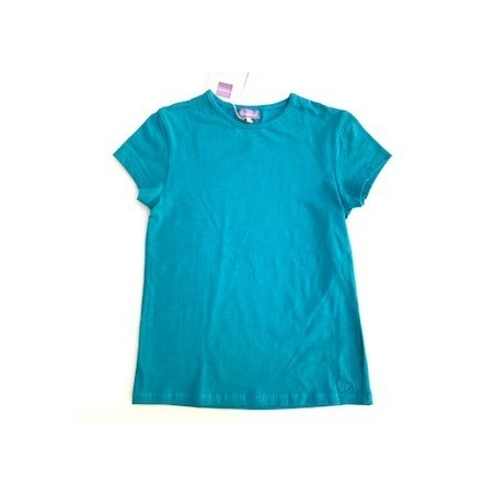T-shirt bleu EVEIL - Coudemail