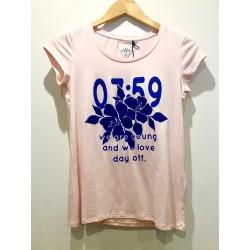 Tee-shirt rose XN10024 - IKKS Junior