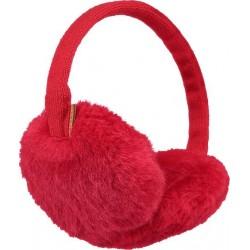 Cache-oreilles PLUSH Rouge - Barts