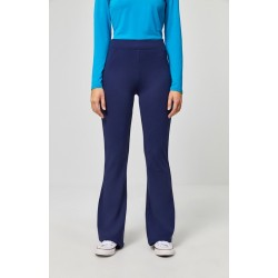 Pantalon bleu LIRO512 - Surkana