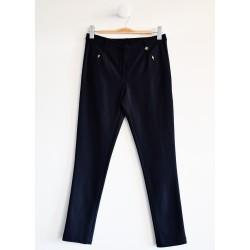 Pantalon marine B1261 - Le Petit Baigneur