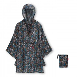 Mini Maxi Poncho Autumn -...
