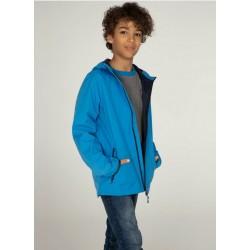 Veste zippée bleu CHAMP JR - Protest