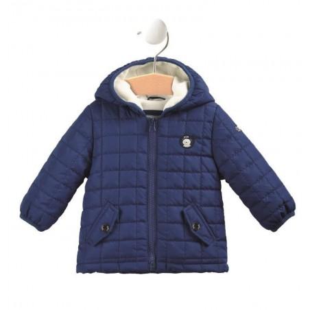 Manteau bleu TORNAD - Elle est où la Mer