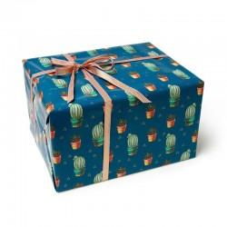 Rouleau papier cadeau CACTUS - Legami