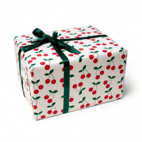 Rouleau papier cadeau CERISES - Legami
