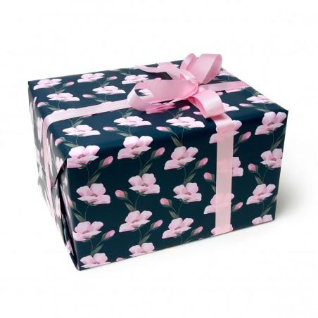 Rouleau papier cadeau FLEURS - Legami