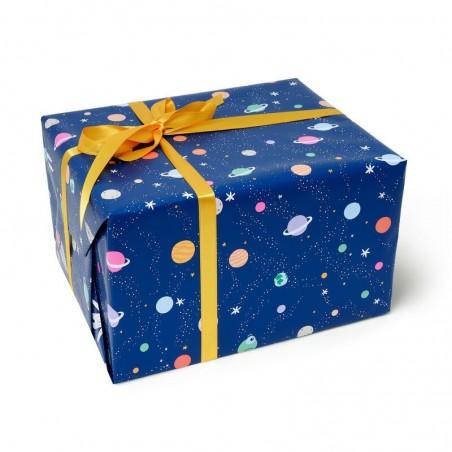 Rouleau papier cadeau GALAXIE - Legami