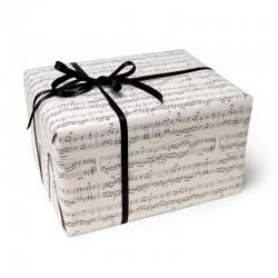 Rouleau papier cadeau MUSIQUES - Legami