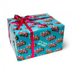 Rouleau papier cadeau OMG - Legami