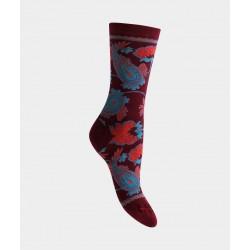 Chaussettes fleurs 53922 Bordeaux - Labonal