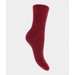 Chaussettes polaire 58098 Rouge - Labonal