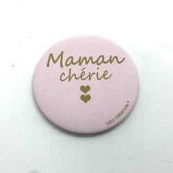 Magnet Maman chérie - Lulu création