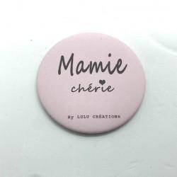 Magnet Mamie chérie - Lulu création