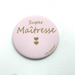 Magnet Super maitresse -...