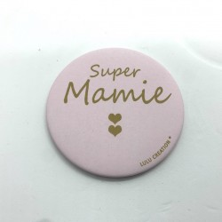 Magnet Super mamie - Lulu...