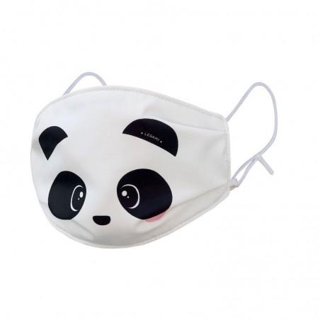 Masque en tissu enfants PANDA - Legami