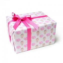 Rouleau papier cadeau NAMASTE - Legami